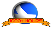 1000+ Flight Hours - Well Done! You have completed 1000+ hours on EasternHops VA.